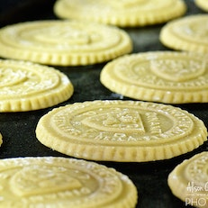 Couques V. Collard 1774 - Traditional biscuits