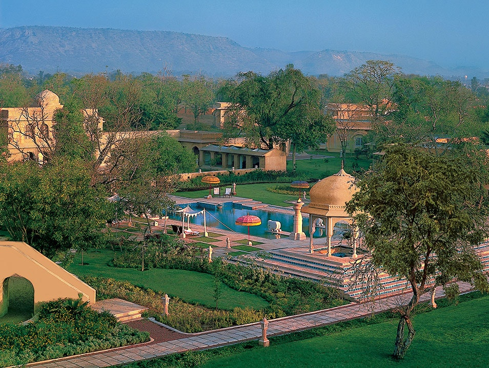 The Oberoi Rajvilas Jaipur  India