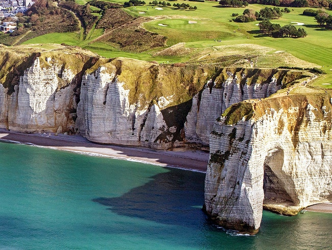 Cliffs of Étretat