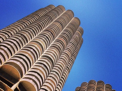 Marina City Chicago Illinois United States