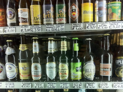 Johnny's Off License Rome  Italy