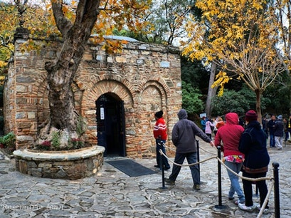 The House of the Virgin Mary Selçuk  Turkey