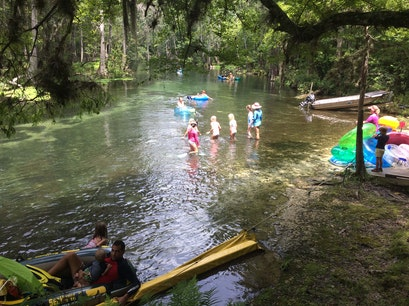 Ichetucknee Springs State Park Fort White Florida United States
