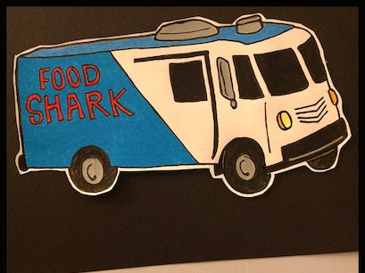 FOOD SHARK Marfa Texas United States