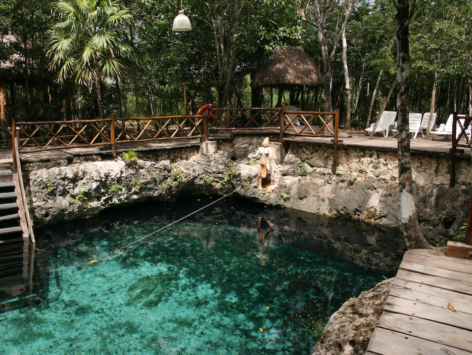 Cenotes of Quintana Roo and the Yucatan Quintana Roo  Mexico