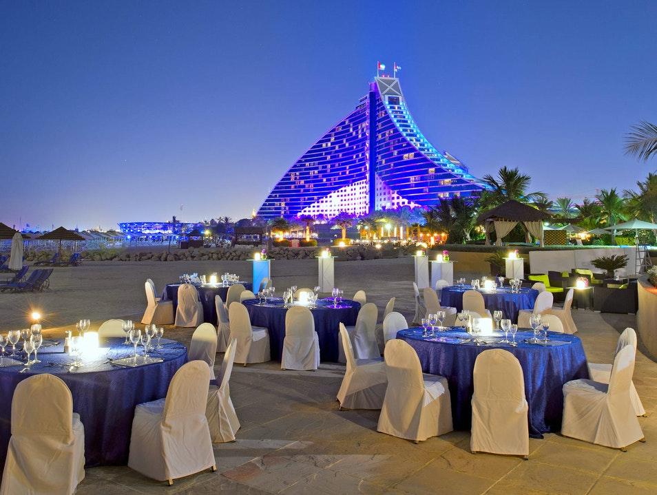 Jumeirah Beach Hotel Dubai  United Arab Emirates