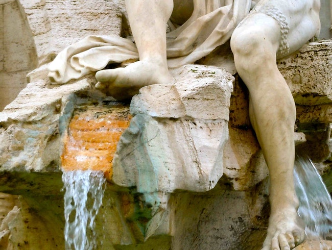 Rome's Fabulous Fountains