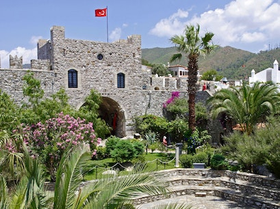 Marmaris Castle and Museum Marmaris  Turkey