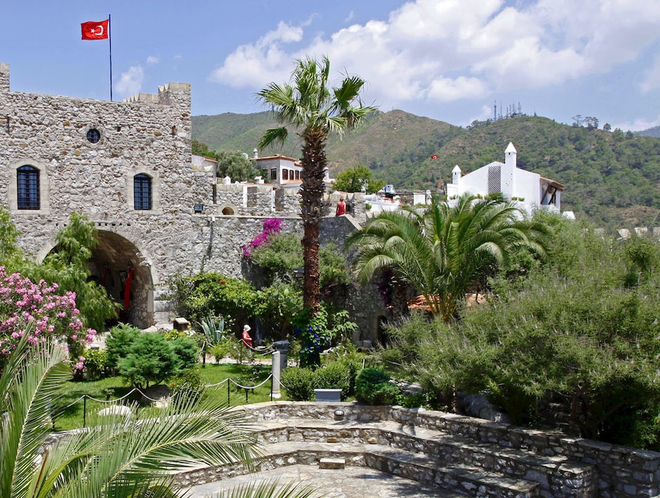 Marmaris Castle and Museum