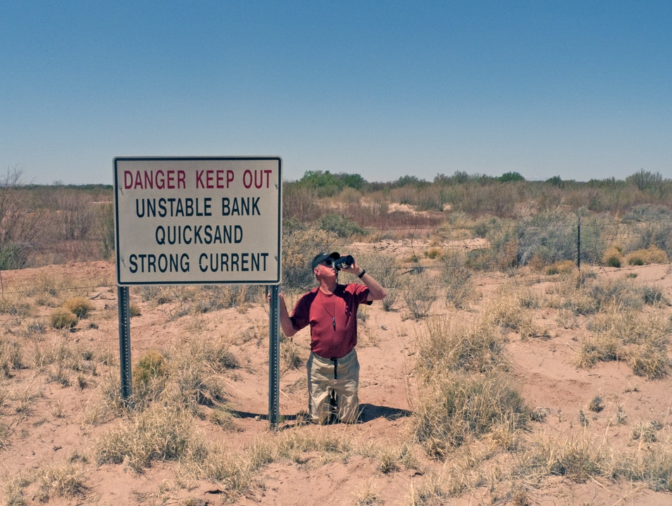 LOST:  Watch where you walk! Winslow Arizona United States