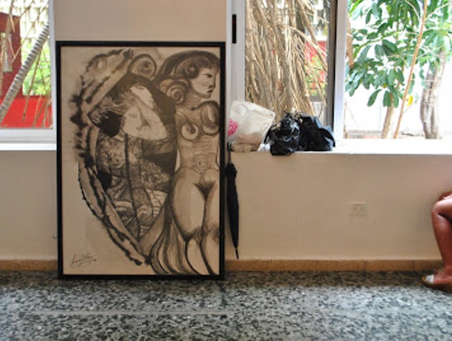 Experience a Cuban Art Fair