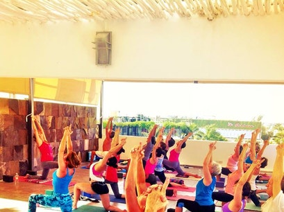 Yoga By The Sea Playa Del Carmen  Mexico