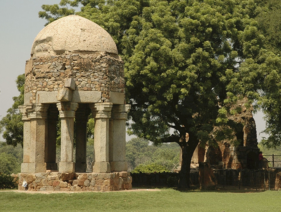 History in Hauz Khas New Delhi  India