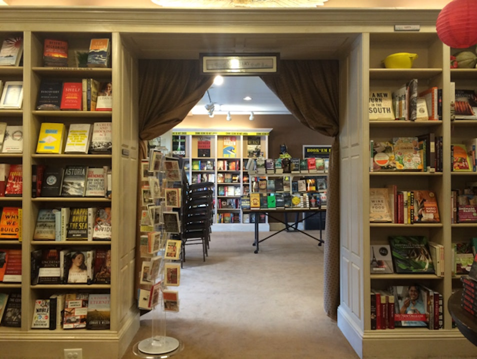 Best and Last Independent Book Store In NC