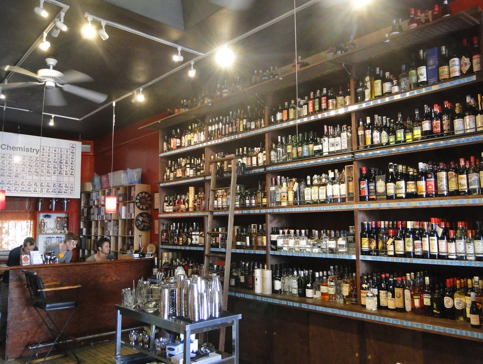 Boutique Booze at Bar Keeper Los Angeles California United States