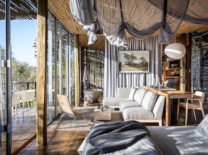 Singita Lebombo Lodge Kruger Park  South Africa