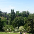 Parc des Buttes-Chaumont Paris  France