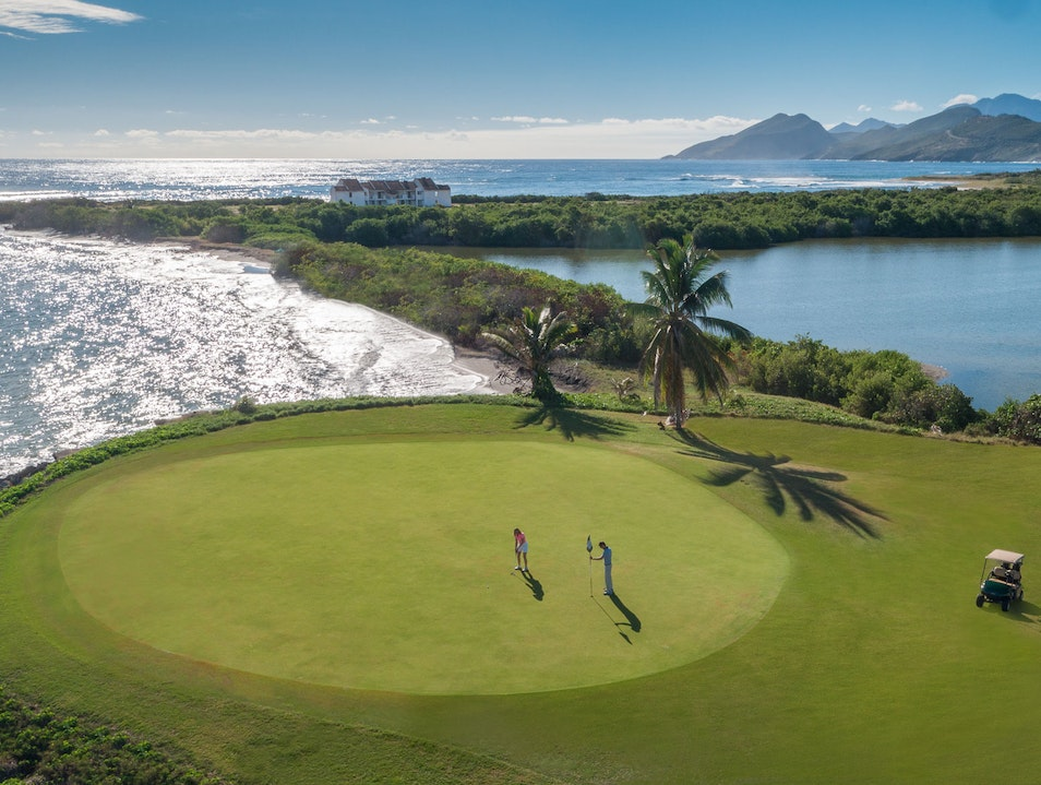 Royal St. Kitts Golf Club Frigate Bay  Saint Kitts and Nevis