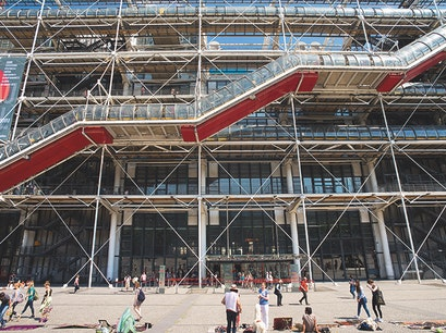 Centre Pompidou   France