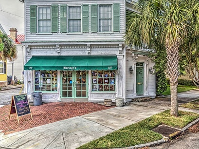 Burbage's Grocery Charleston South Carolina United States