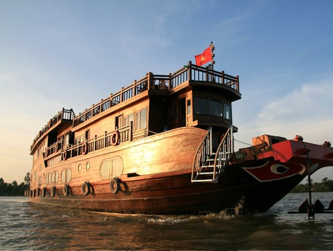 Experiencing Indochina from the Mekong Delta