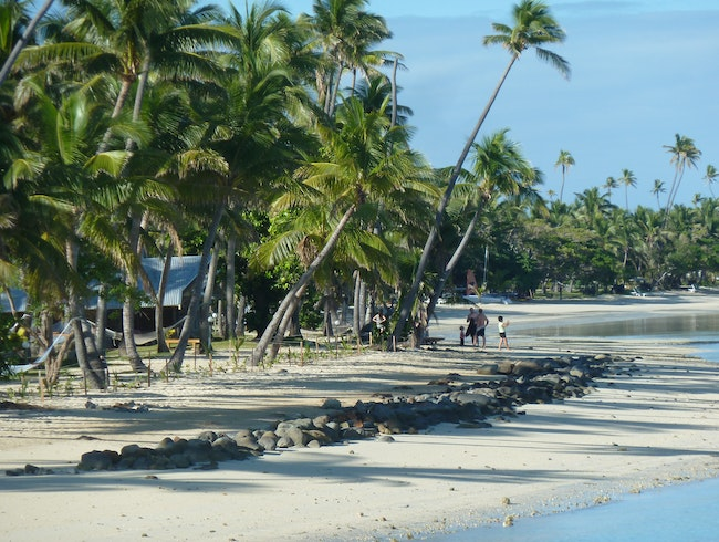Fiji ia a group of islands of beauty and many experiences.