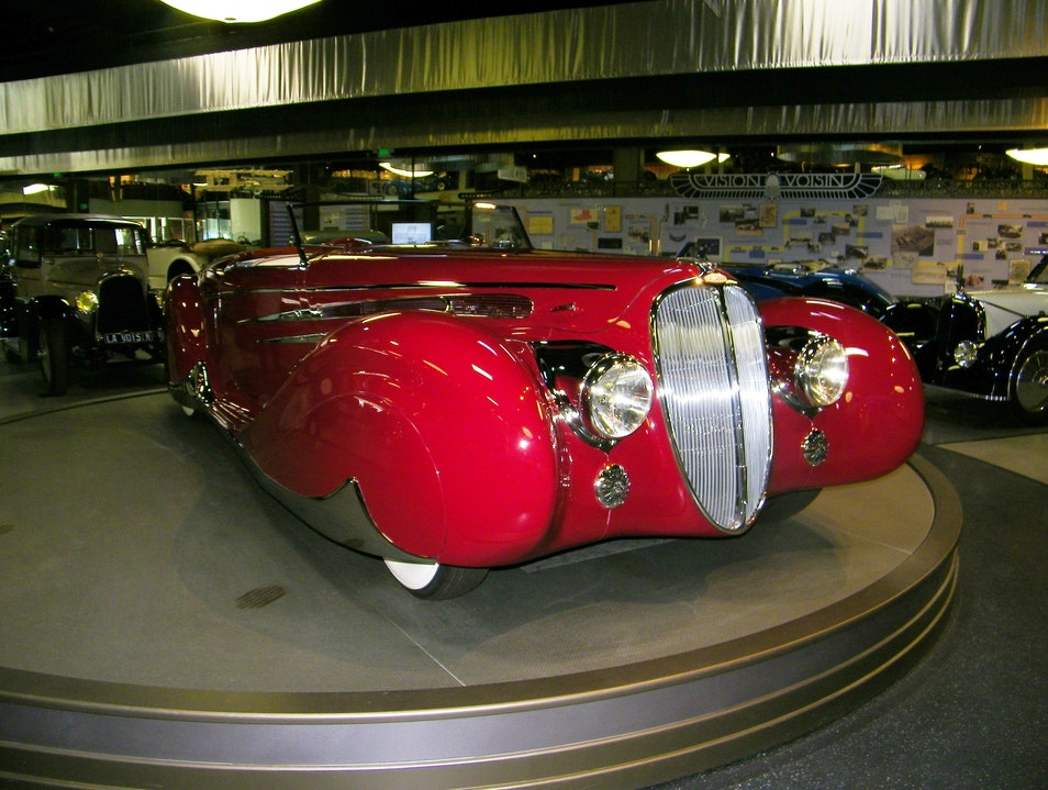 The Most Beautiful Cars In The World