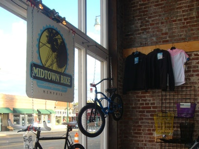 Midtown Bike Memphis Tennessee United States