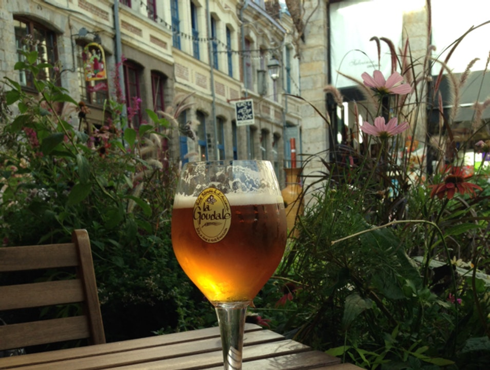 Beer With a Side of Paradise Lille  France