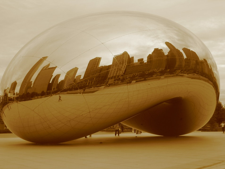 Cloud Gate Chicago Illinois United States