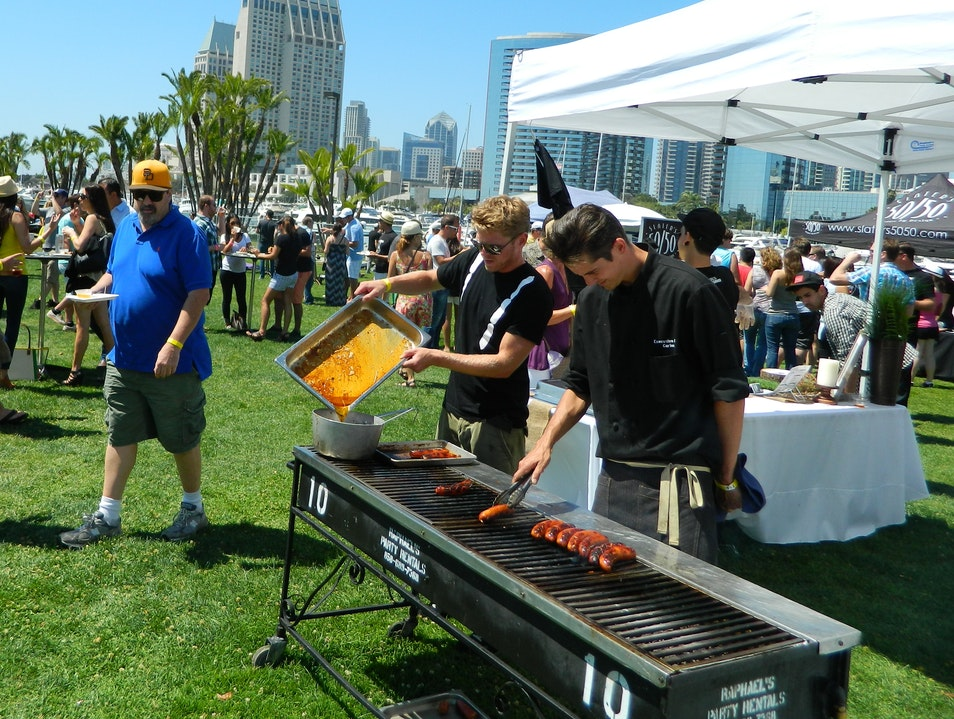Summertime Food & Drink Festivals in San Diego San Diego California United States