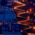 Lombard Street San Francisco California United States