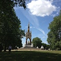 The Albert Memorial London  United Kingdom