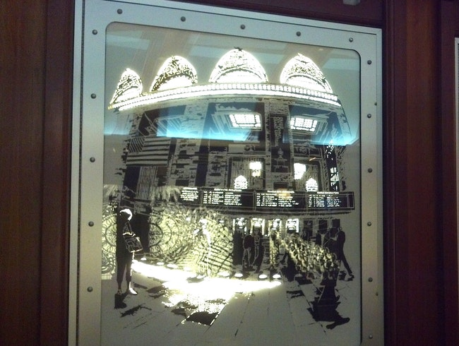 Art Galleries at Grand Central