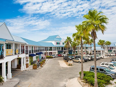 Salt Mills Plaza Providenciales  Turks and Caicos Islands