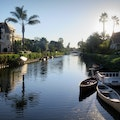 Venice Canals Los Angeles California United States