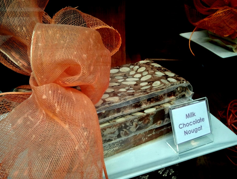 Christmas turron (all year long!) Barcelona  Spain