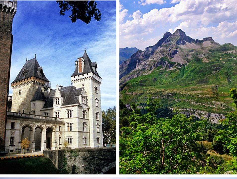 French Holiday Perfection in Pau