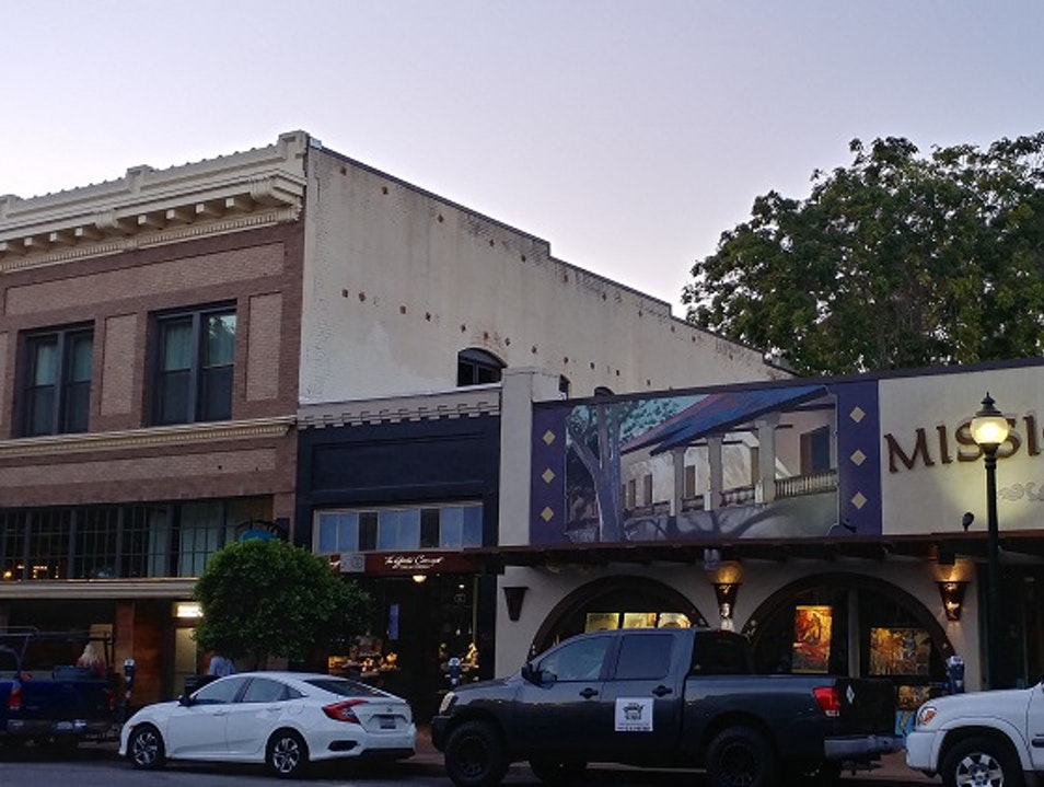 SLO Brew Lofts at the Center of San Luis Obispo's Vibrancy San Luis Obispo California United States