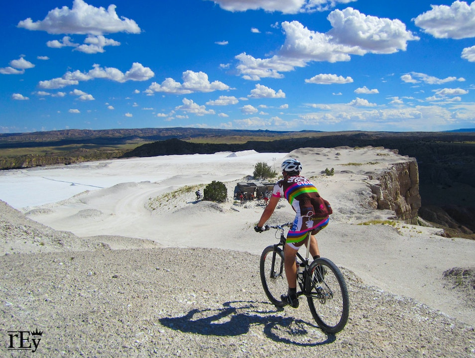 A Paleontological Mountain Bike Ride San Ysidro New Mexico United States