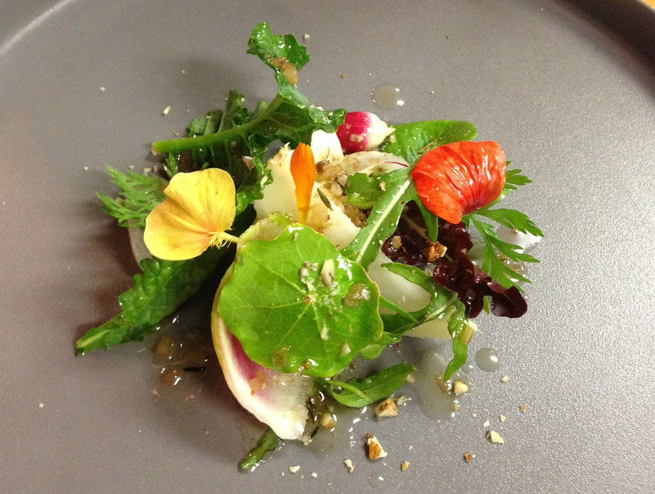 Creative Cooking at Oxheart