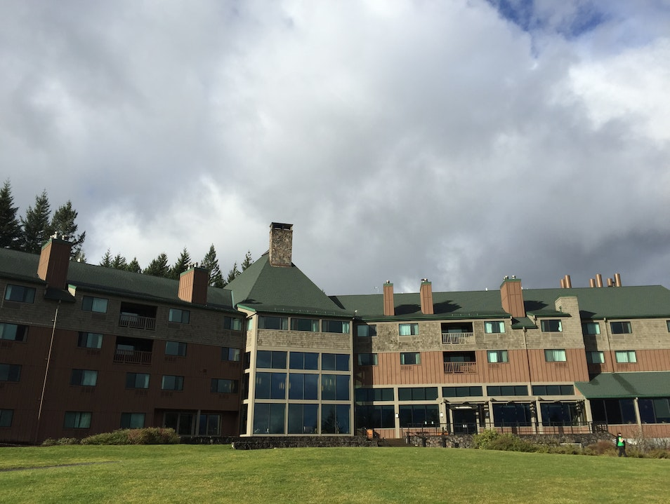 "Getting ""Wild"" at Skamania Lodge"