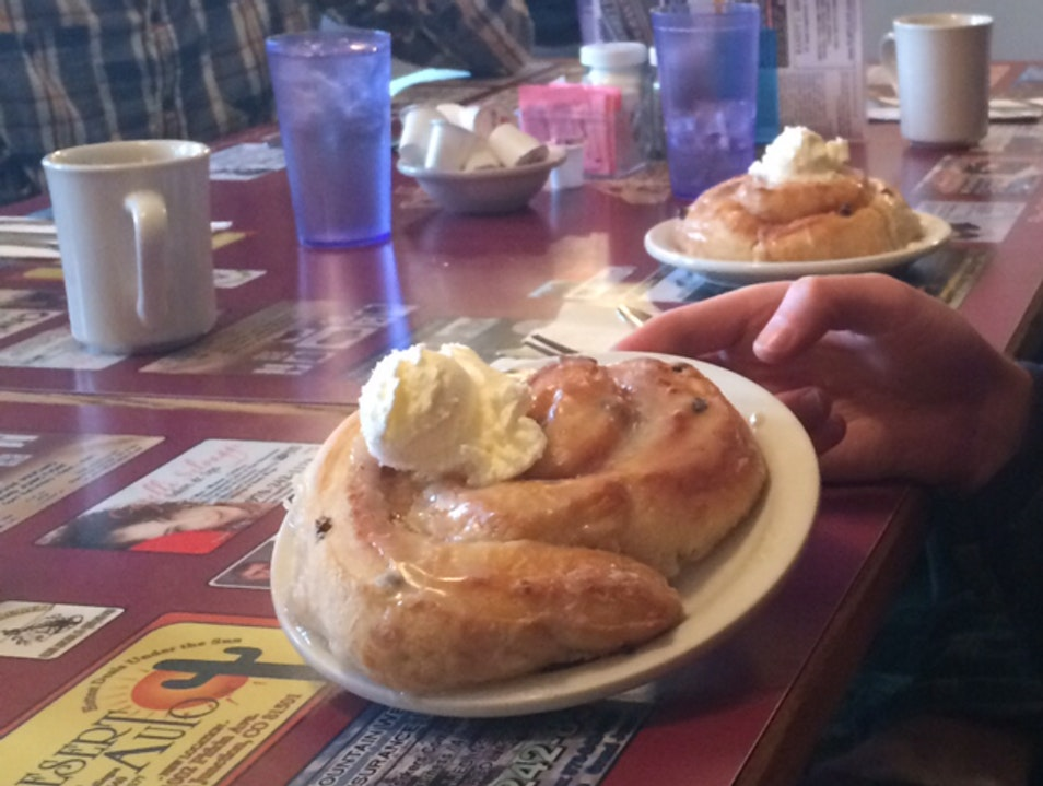 Holy cinnamon roll! Grand Junction Colorado United States