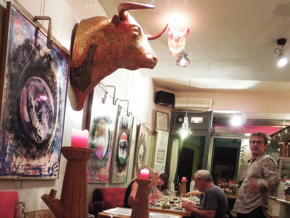 Snout to Foot at La Charcuterie Arles  France
