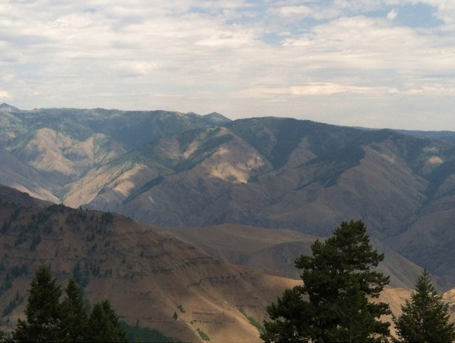 Hells Canyon, OR