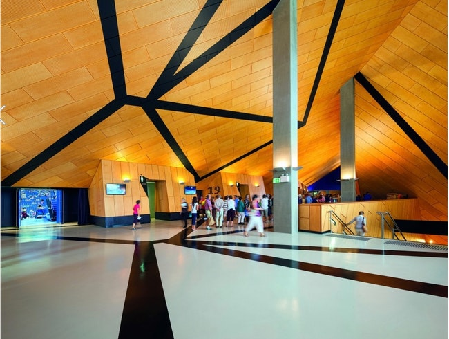 Visit the Modern Perth Arena and Kings Park