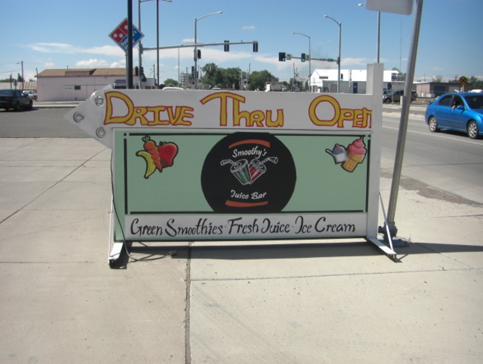 Smoothy's Juice Bar Now Open In Alamosa Alamosa Colorado United States