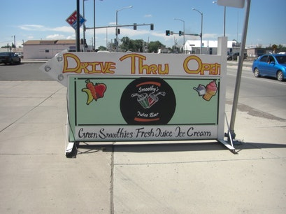 Smoothy's Juice Bar Alamosa Colorado United States