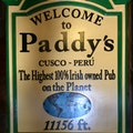 Paddy's Irish Pub Cusco  Peru