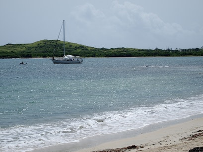 Salt River Bay Frederiksted  United States Virgin Islands